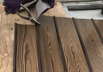 プリントカラー鋼板