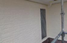 光触媒塗料で塗装されたお住まいの外壁