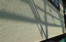 アクリル100%(ピュアクリル)塗料で塗装されたお住まいの外壁